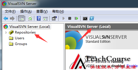 你所了解的VisualSVN Server,VisualSVN,TortoiseSVN?