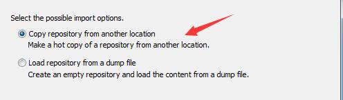 Import Existing Repository